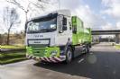 משאית האשפה DAF CF Electric הראשונה נמסרה.