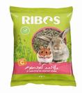 """מזון לארנבות 1 ק""""ג ריבוס תערובת"""