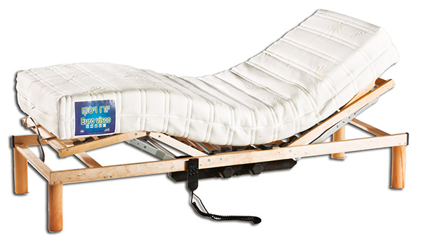 מזרן למיטה מתכווננת- דגם פולמולה - מזרוני קיסריה