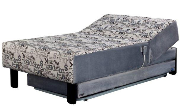 מיטה וחצי פולירון - דגם דיה