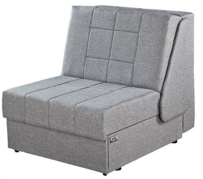 כורסא נפתחת למיטת יחיד - פולירון דגם מיאמי