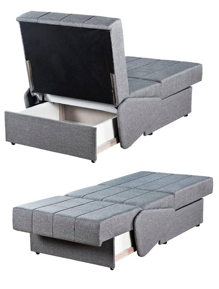 כורסא נפתחת למיטה פולירון