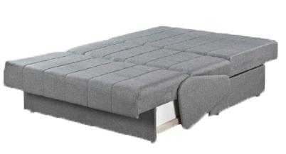 ספה דו מושבית נפתחת למיטה פולירון