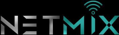 לוגו NETMIX, קישור לדף הבית