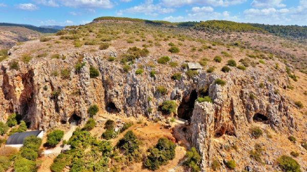 טיולי ג''יפים בכרמל - נחל מערות