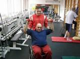 """ספורט טיפולי וכושר שיקומי בחדר כושר """"וינגייט"""" - כוח תפקודי"""