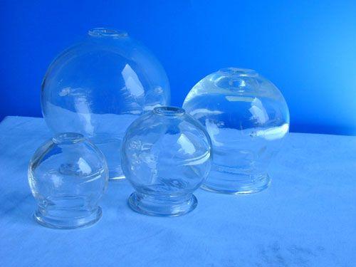 כוסות רוח זכוכית מידה 4