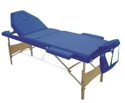מיטת טיפולים ראש מתרומם