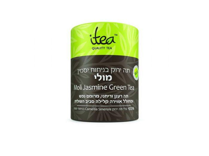 תה ירוק מולי-אין במלאי