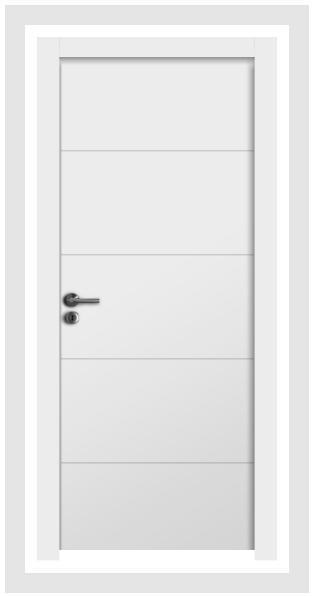 Dream Color דלתות צבע - לבן - Barcelona - 4 עונות