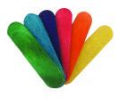 מקלות מיני צבעוני