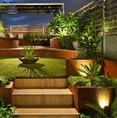 תכנון גינה למרפסת
