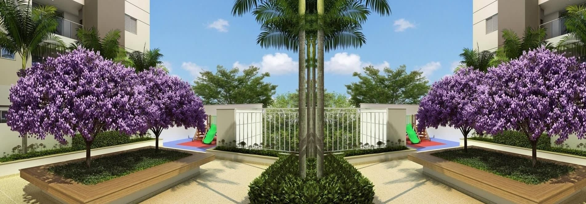 תכנון הקמת גינה בבית משותף