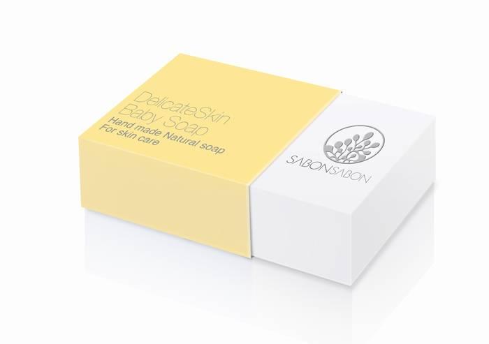 סבון לעור עדין - BABY לשיקום העור