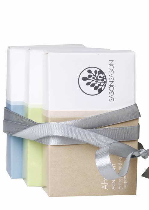 סבון סבון - TRIO