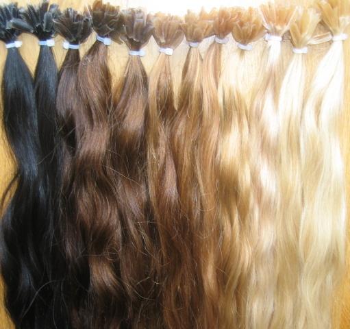 שיער בתולי בשיטת חרוזים