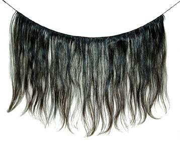 תפירת שיער לטרס