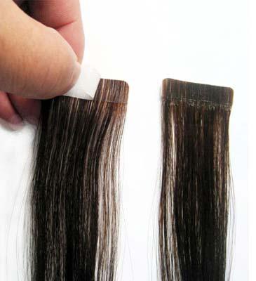 תוספות שיער הדבקה - טייפ