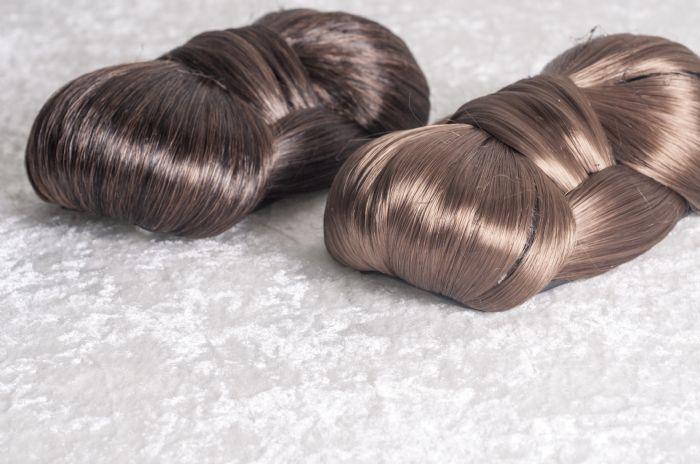 פופיון שיער  תסרוקת חדשה במלאי דגם 1210