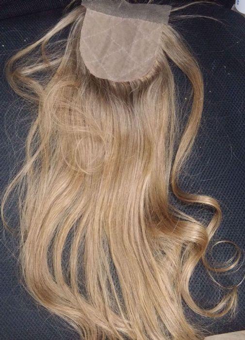 השלמת שיער תחרה