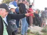עוד מבט על מזבח יהושע בהר עיבל שממול