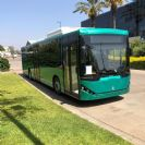 בקרוב: אוטובוסים חשמליים כחול-לבן
