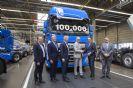 המשאית ה-100,000 מסדרת PURE EXCELLENCE של דאף ירדה ביום שישי האחרון מפס הייצור