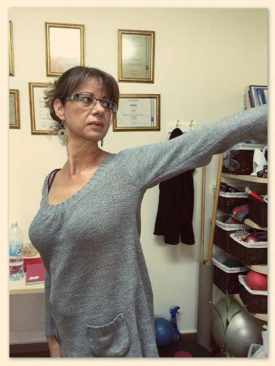 מטופלת מרוצה מטיפול של דר' ורדה קורלשטיין