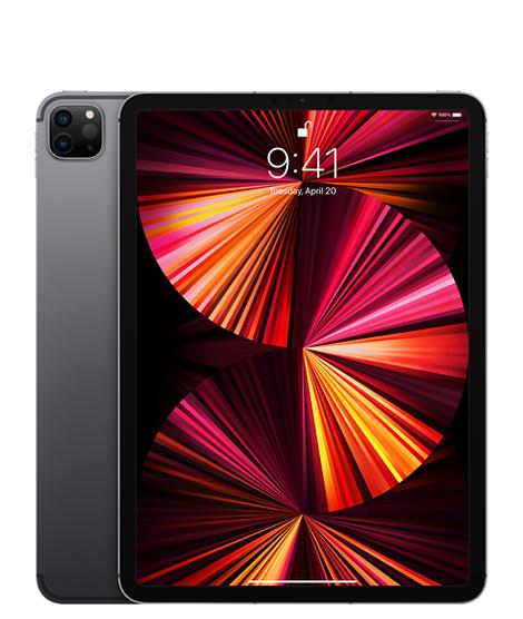 טאבלט Apple iPad Pro 12.9 (2021) 512GB Wifi + Cellular אפל