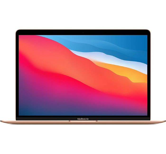 """MacBook Air 13"""" MGNE3HB/A, M1 chip 8C CPU 8C GPU, 8GB, 512GB SSD, Gold - Late 2020"""