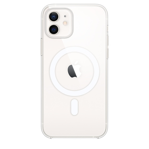 iPhone 12 Pro Max Clear Case with MagSafe MHLN3ZM/A