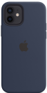 iPhone 12|12 Pro Silicone Case with MagSafe