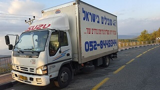 הובלות בירושלים
