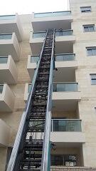 הובלות מנוף בתל אביב