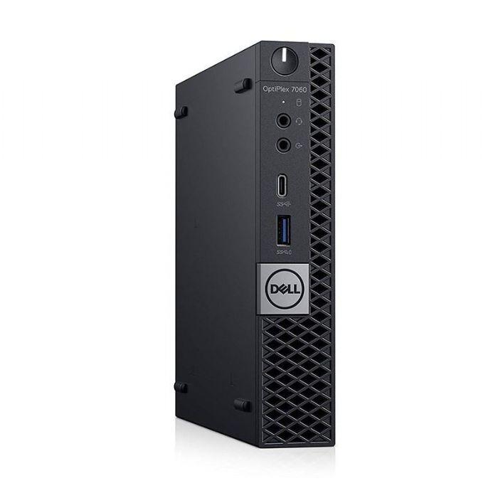 Dell Optiplex 3070 MFF -i5-9500T -256GB SSD -8GB -Win10  -3YOS