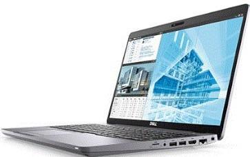 """Dell Precision 3551 15.6""""- FHD-i7-10750H-16GB- 512GB SSD-Nvidia Quardo -Win10 Pro -3YNBD"""