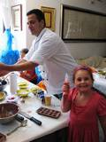 סדנת פרלינים - סדנת שוקולד לילדים ומבוגרים - כיף מתוק