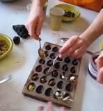 סדנת פרליני שוקולד - שילוב מנצח של טעמים וכיף