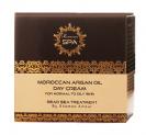 קרם לחות שמן ארגן מרוקאי לעור רגיל עד שמן