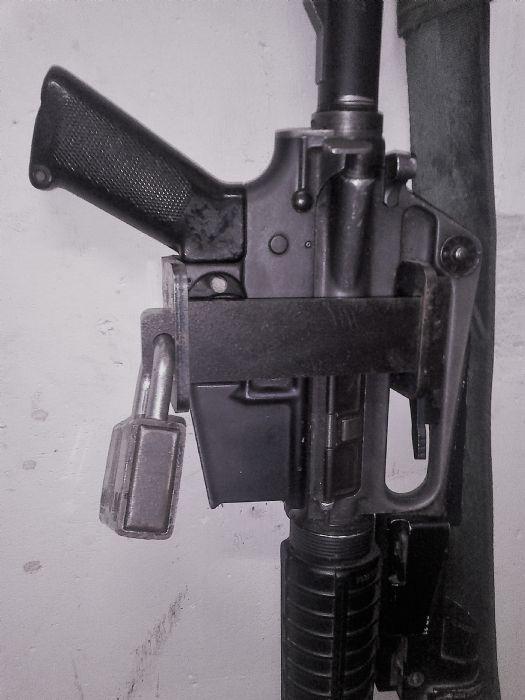 מנעול נשק
