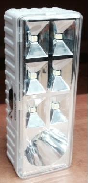 תאורת חרום 6+1 לד דגם OM-8016L7