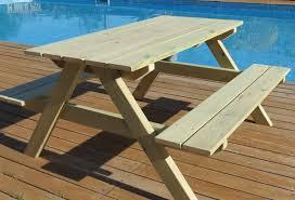 """שולחן קק""""ל 1.5 מטר- להרכבה עצמית"""