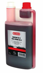 שמן 2T אורגון 1 ליטר עם מדיד אדום