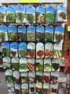שקית זרעי ירקות / פרחים .