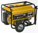 גנרטור בנזין 2.8KW + גלגלים + הנעה חשמלית
