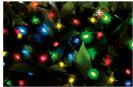 שרשרת סולארית 100 נורות LED צבעוניות L24203D