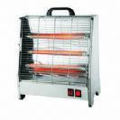 תנור חימום נירוסטה קרמי 3 שטנגות 2100W OMEGA