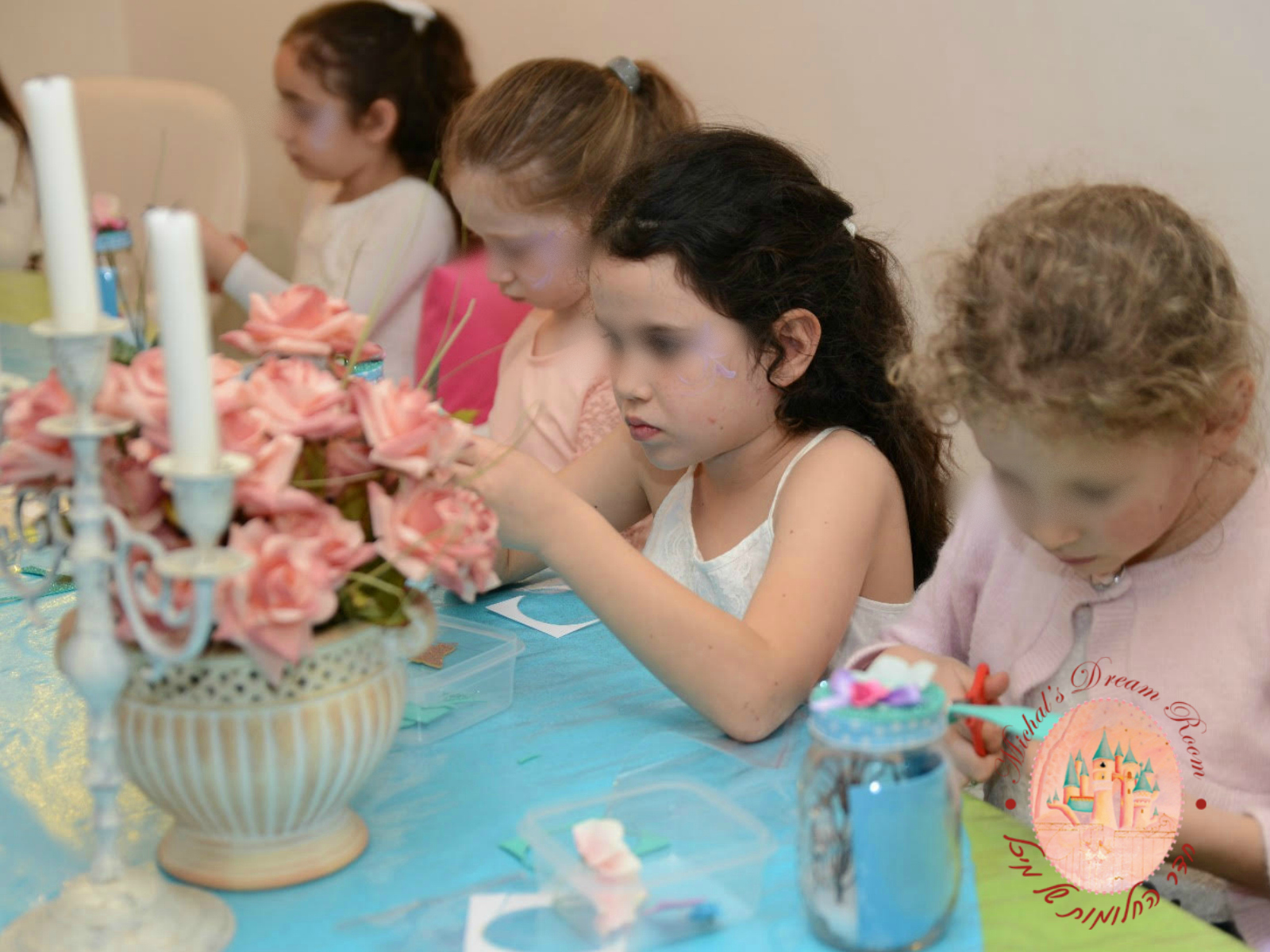 הפעלת יום הולדת בנות, יום הולדת בת הים הקטנה