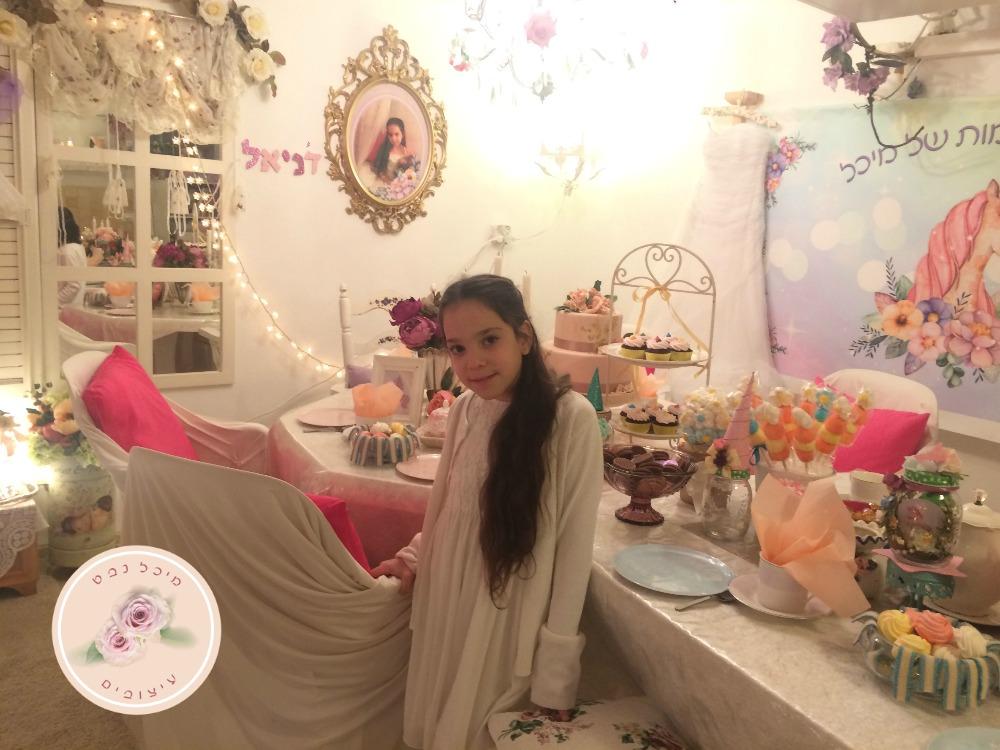 יום הולדת בכרמיאל, בנות, הפעלה ליום הולדת פיות