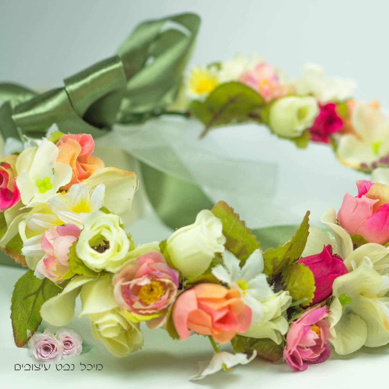 סדנת עיצוב פרחים, סדנת שזירת פרחים,